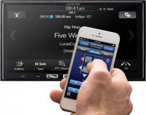 Alpine-iLX-700-2-DIN-Carplay-Radio-0