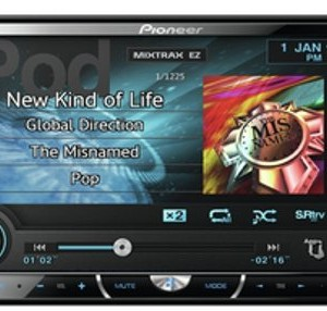 Pioneer-AVH-X5600BT-Moniceiver-177-cm-7-Zoll-Touchpanel-Bluetooth-schwarz-0
