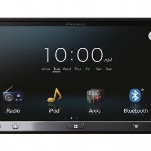 Pioneer-SPH-DA110-AppRadio-3-Car-Radio-178-cm-7-Zoll-Touchscreen-Bluetooth-MirrorLink-fr-Apple-iPhone-44S5-iPod-touch-4G5G-schwarz-0