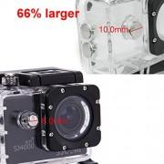 QUMOX-2nd-Gen-Wasserdicht-Gehuse-Tasche-Unterwassergehuse-Wasserdichte-Schtzende-Gehuse-Kasten-fr-SJ4000-Wifi-SJ4000-Sport-Kamera-Helmkamera-0-2