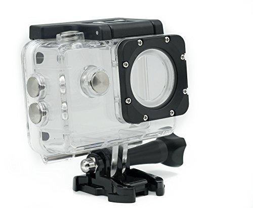 QUMOX-2nd-Gen-Wasserdicht-Gehuse-Tasche-Unterwassergehuse-Wasserdichte-Schtzende-Gehuse-Kasten-fr-SJ4000-Wifi-SJ4000-Sport-Kamera-Helmkamera-0