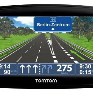 Tomtom-XL-2-IQ-Routes-Edition-Traffic-Navigationssystem-inkl-TMC-109-cm-43-Zoll-Display-EasyMenu-Fahrspurassistent-0
