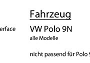 VW-Polo-9N-Pioneer-SPH-DA120-2DIN-USB-Bluetooth-Apple-CarPlay-Autoradio-Einbauset-0-0