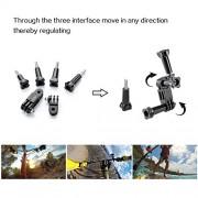 Zookki-Erforderlich-GoPro-Zubehr-Bundle-Kit-GoPro-Zubehr-Kit-GoPro-Zubehr-Set-Outdoor-Sports-Zubehr-Kit-Kamera-Zubehr-Kit-Kamera-Zubehr-Set-fr-GoPro-4-GoPro-Hero-4-Silber-Gopro-Hero-4-Schwarz-GoPro-He-0-3