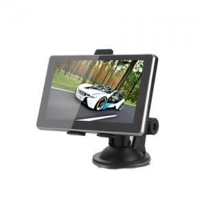 5-Zoll-TFT-Display-Auto-KFZ-RAM128MB-MTK-GPS-Navigationsgert-4G-Westeuropa-Map-0