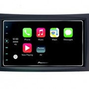 CarPlay-MirrorLink-Pioneer-App-Radio-fr-Mercedes-Benz-W211-mit-Harman-Kardon-Sound-Kompletter-Kit-all-inclusive-Ersatz-fr-APS50-Comand-APS-20-und-25-AGW-Adaption-0