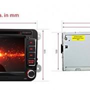 XOMAX-XM-VW04-Autoradio-fr-Volkswagen-SKODA-SEAT-Moniceiver-Naviceiver-mit-GPS-Navigation-NAVI-Software-Polnav-Car-Navigator-6-inkl-Europa-Karten-50-Lnder-Bluetooth-Freisprechfunktion-18-cm-7-Zoll-0-2