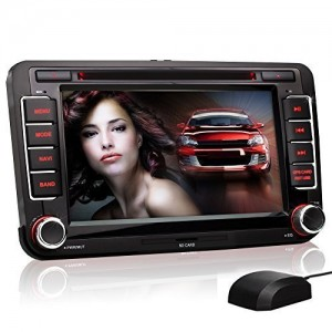 XOMAX-XM-VW04-Autoradio-fr-Volkswagen-SKODA-SEAT-Moniceiver-Naviceiver-mit-GPS-Navigation-NAVI-Software-Polnav-Car-Navigator-6-inkl-Europa-Karten-50-Lnder-Bluetooth-Freisprechfunktion-18-cm-7-Zoll-0