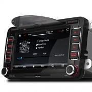 XOMAX-XM-VW04-Autoradio-fr-Volkswagen-SKODA-SEAT-Moniceiver-Naviceiver-mit-GPS-Navigation-NAVI-Software-Polnav-Car-Navigator-6-inkl-Europa-Karten-50-Lnder-Bluetooth-Freisprechfunktion-18-cm-7-Zoll-0-4